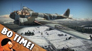 War Thunder - Ju 88 C-6 The Unstoppable Dakka Wagon