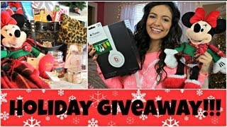 Holiday Giveaway!!! (CLOSED)