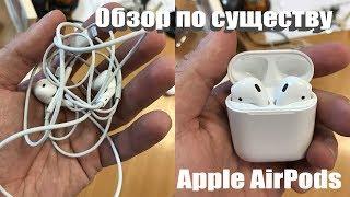 Apple Airpods - Обзор по Существу через 3 Месяца Использования. Earpods Наушники Apple Обзор