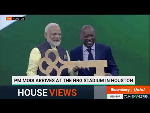 #HowdyModi: PM Modi And President Trump Address Indian-Americans In Houston