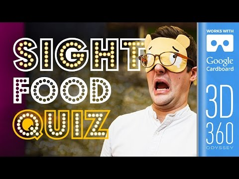 The Sight Round | Common Senses Quiz (VR)