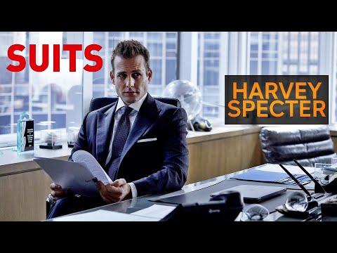 AVUKAT HARVEY SPECTER'in HAYATA DAİR 25 SÖZÜ | Meghan Markle | Suits Dizisi | Yabancı Dizi Önerisi |