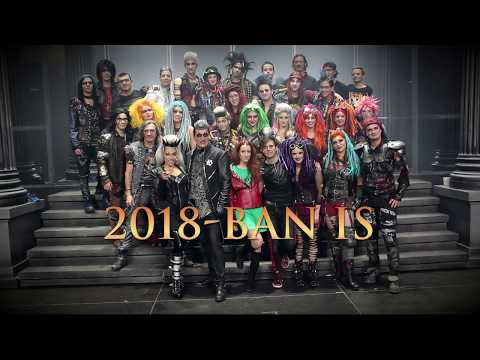 We Will Rock You a QUEEN musical 2018-ban is Budapesten!