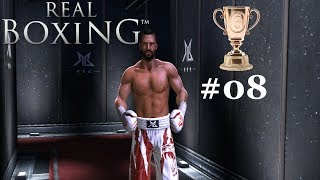 Lets Play Real Boxing #08 Roosters-Turnier vs Seth Holden