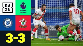 Chelsea vs Southampton (3-3) | Resumen y goles | Highlights Premier League