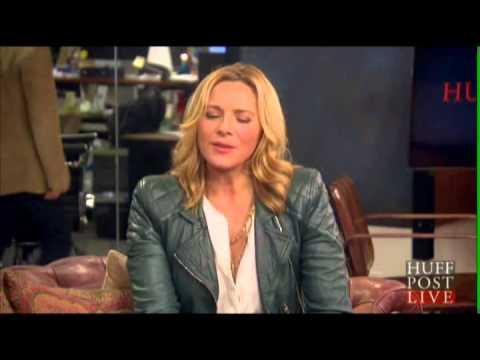 HuffPostLive 9/24/14 with Kim Cattrall and Ellen Dolgen #MenopauseMondays®