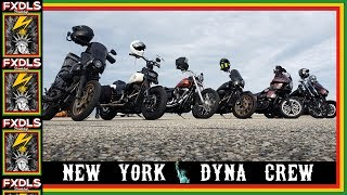 New York DYNA Crew Disaster Run!!