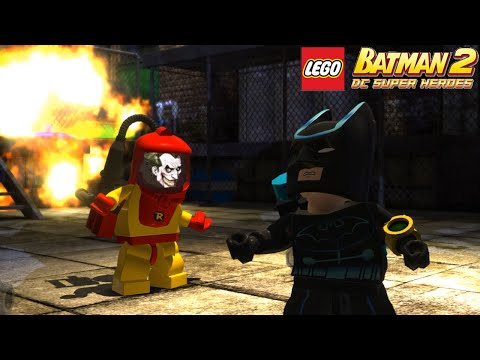 CHEMICAL CRISIS, Part 1 of 3 | Joker Plays: Lego Batman 2 #8 |