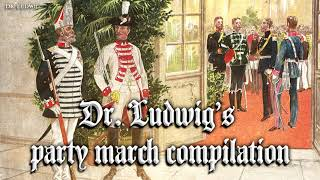 Dr. Ludwig's march party compilation [German party marches]