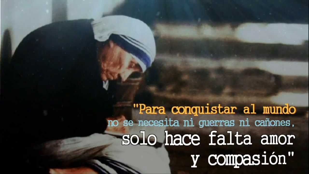 Reflexion De Todas Maneras Madre Teresa De Calcuta Youtube