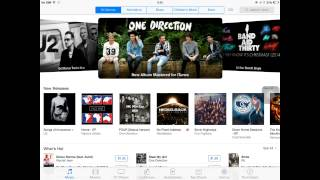 Cara Download MP3/Music di iTunes Store GRATIS pada iPhone, iPad dan iPod (Cydia Tweak)
