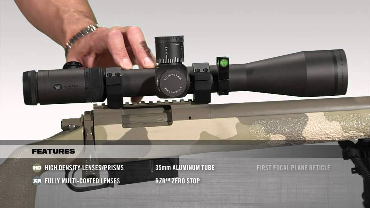 How To Choose A Rifle Scope   Long Range Hunting Blog   IN