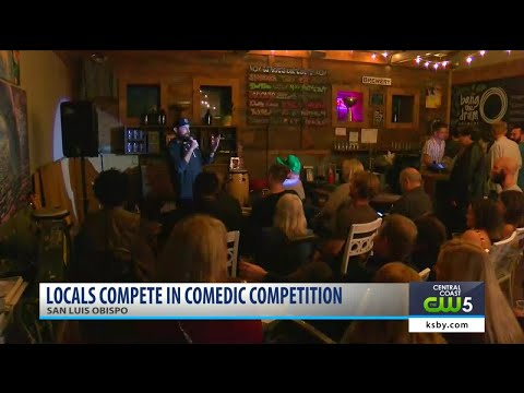 'America's Got Talent' finalist launches comedian competition in San Luis Obispo