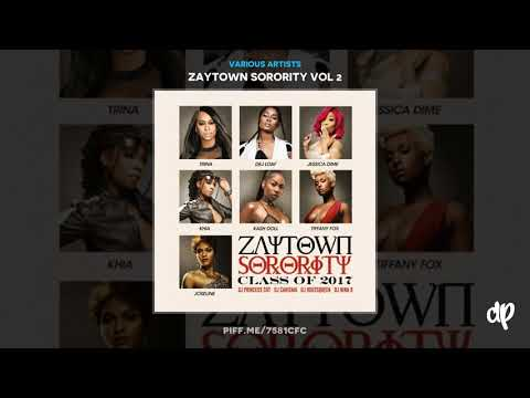 Joseline Hernandez - All Eyes On Me! [Zaytown Sorority Vol 2]