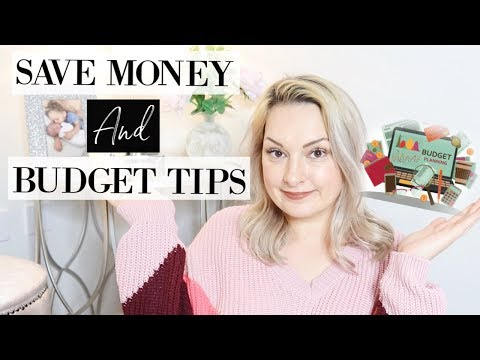 12 WAYS TO SAVE MONEY AND BUDGET 2019 | HOW TO SAVE MONEY | MONEY SAVING TIPS AND TRICKS