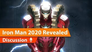 Marvel's NEW Iron Man coming in 2020
