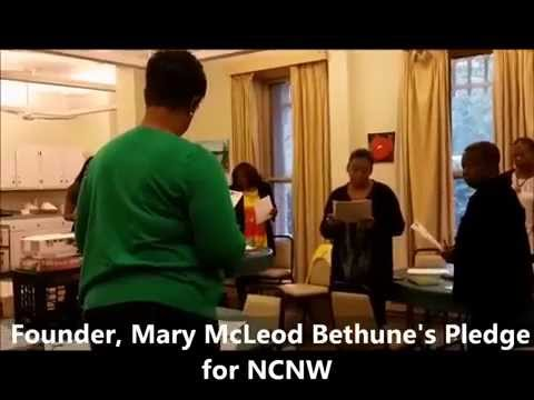 Greater Pocono Section National Council of Negro Women, Inc - 1st General Meeting 9 13 14