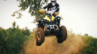 4x4 Quads Atv compilation megamix 2015 - Must see!