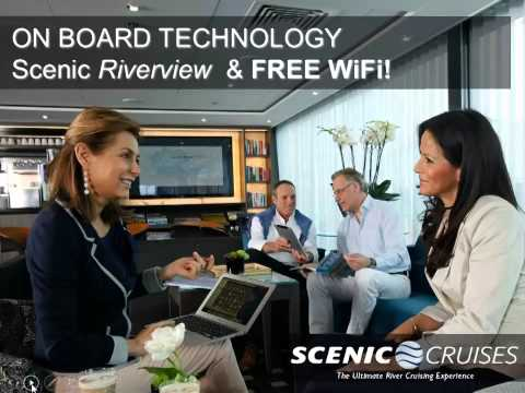 Scenic Cruises:  The World's Number #1 Luxury River Cruise Line