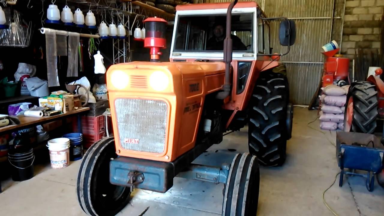 Tractor Fiat E YouTube - Fiat 700