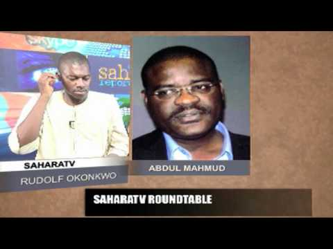 Roundtable With Remi Oyeyemi and Abdul Mahmud