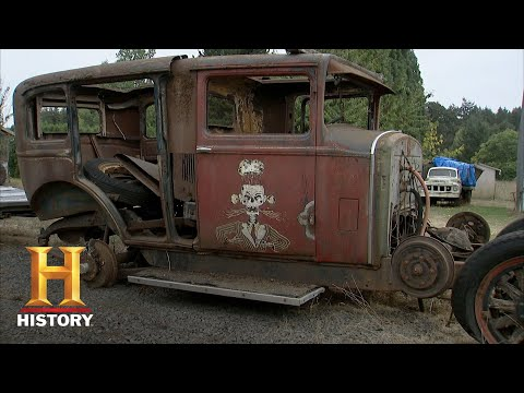 American Pickers: Hot Rod Hieroglyphics (Season 17, Episode 1) | History