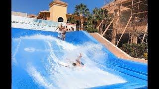 Аквапарк Coral Sea Holiday resort 5* sharm el sheikh Отдых в Египте, Шарм эль Шейх 2019