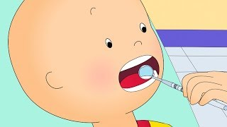Caillou At the Dentist  Fun for Kids  Videos for Toddlers  Full Episodes  LIVE CAILLOU 2018