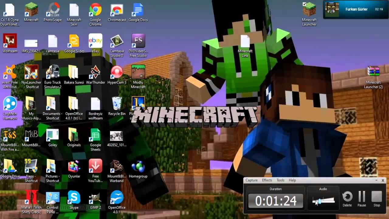Minecraft Nasil Full Indirilir Youtube