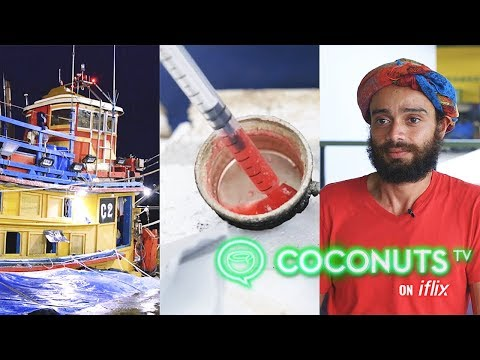 HIV from drug use hits Malaysian fishing communities   HIV AT SEA   COCONUTS TV ON IFLIX