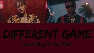 Jackson Wang feat. Gucci Mane - Different Game (Lyrics) [1 Hour]