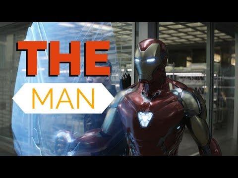 Marvel | Avengers: Endgame | THE MAN - The Killers|| Tony Stark - Music Tribute Edit mp3