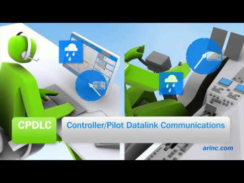 ARINC Aviation Solutions | Aircraft Communications by Datalink | GLOBALink