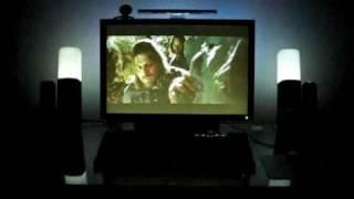 amBX LOTR Trailer