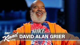 David Alan Grier on Meeting Jamie Foxx, Losing Weight in Quarantine & Jimmy's Superfan Parents