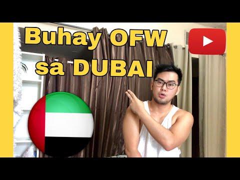 Life Vlog #002 : Buhay OFW Sa Dubai