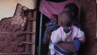 Teenage mom - African Slum Journal