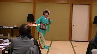 """わかな 舞踊「島田のブンブン」 JapaneseDance""""BUYō"""""""