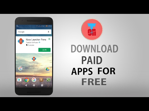 3 SITES TO DOWNLOAD PAID APPS AND GAMES FOR FREE - YouTube