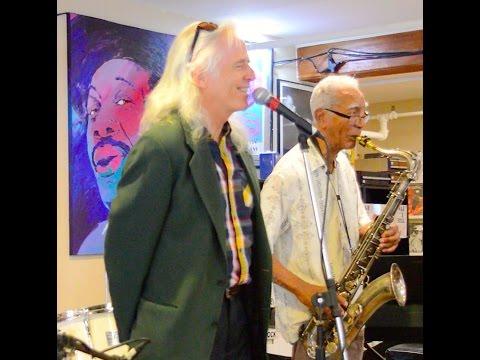 'I Miss My Wife', Don Paul & Kidd Jordan at Louisiana Music Factory 11 5 16