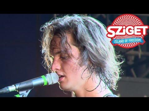 Jett Rebel Live @ Sziget 2015