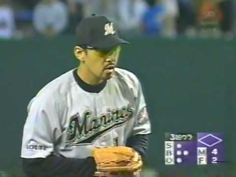 1999.7.7 日本ハムvsロッテ13回...