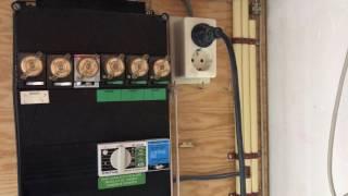 Vervangen oude groepenkast + elektra aanleggen in keuken tbv nieuwe keuken