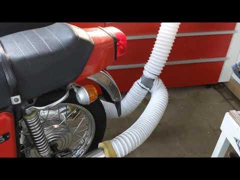 Как должен запускаться двигатель Иж Юпитер 5
