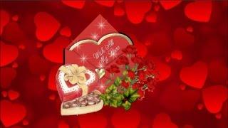Видео Поздравление С Днем Влюбленных День Святого Валентина