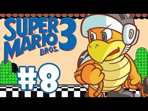 SUPER MARIO BROS 3 #08 - MARRETA MAN