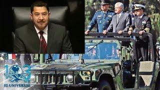 Senado avala Guardia Nacional por unanimidad