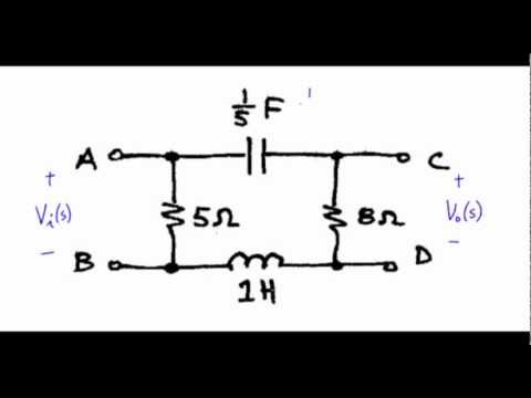 s transfer function example 1 youtubes transfer function example 1