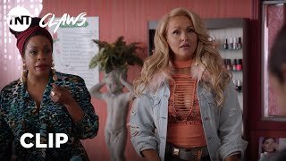 """Claws: """"A For Real Date?"""" Season 3, Episode 3 [CLIP] 