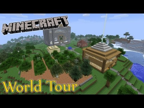 how to play on someones minecraft world
